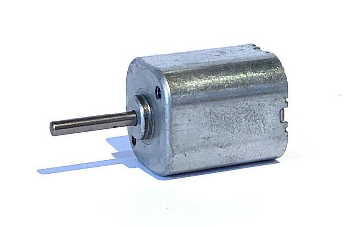 Motor - 6-polig.