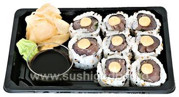 11. Spicy Tuna maki *F,SE,S,E