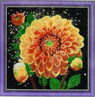 Diamond Painting, Georgine 30*30cm (AC835) GLITTER