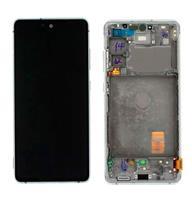 Samsung Galaxy S20 FE 5G Skjerm - Cloud White