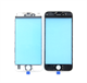 Glass med Ramme - iPhone 5s/SE - Wh