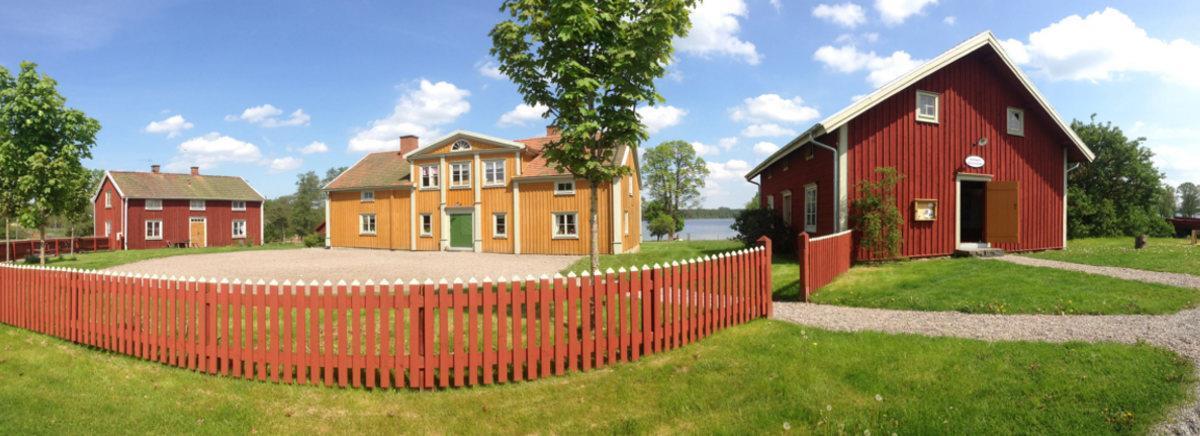 Herrgården i Vederslöv, Wederslöf Byggnadsvård
