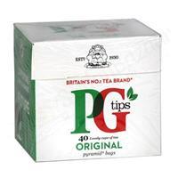 PG Tips Tea 6x40bags
