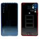 Bakdeksel Huawei P20 Pro - Blå