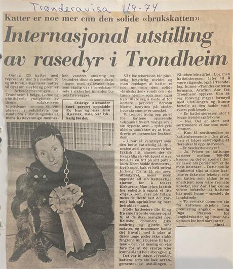 Trønderavisa 01.09.1974