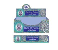 Green Tree - Hand of Fatima (12 pack)