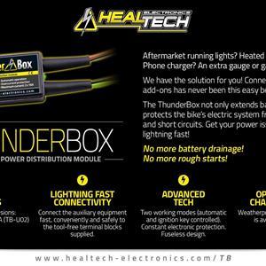 USB-lader for ThunderBox - TB-USB1