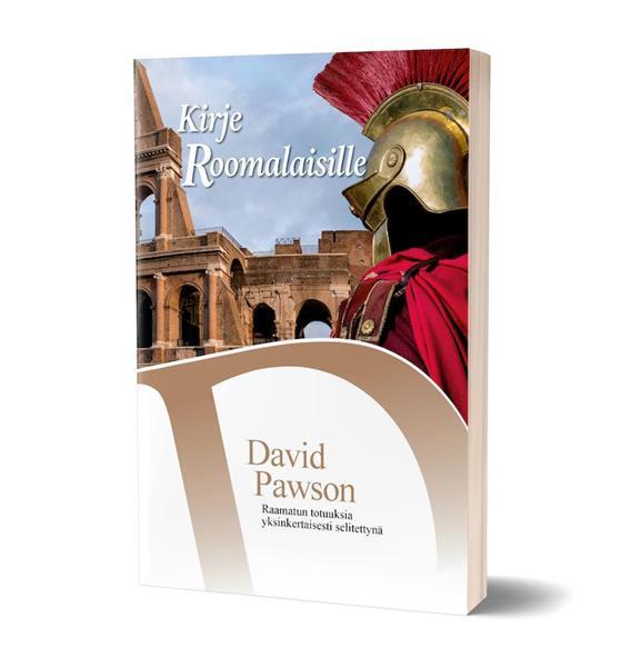KIRJE ROOMALAISILLE - DAVID PAWSON