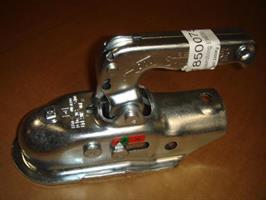 Kulekobling EM220R Ø50mm