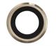 iPhone 6 Kameraglass m/Ramme - Gull