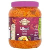 Patak Mixed Pickle 2x2,5kg