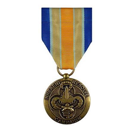 US Inherent Resolve Campaign Medal