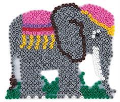 Hama Brett - Elefant Midi (3-291)