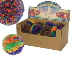Tassleballs display (1 pkt)
