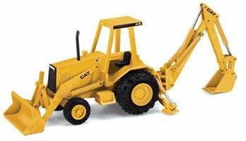 CAT 416 traktorgraver 1:32