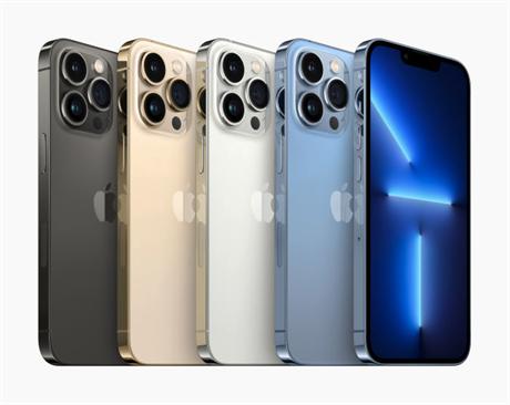 iPhone 13-serien i nye fargevalg