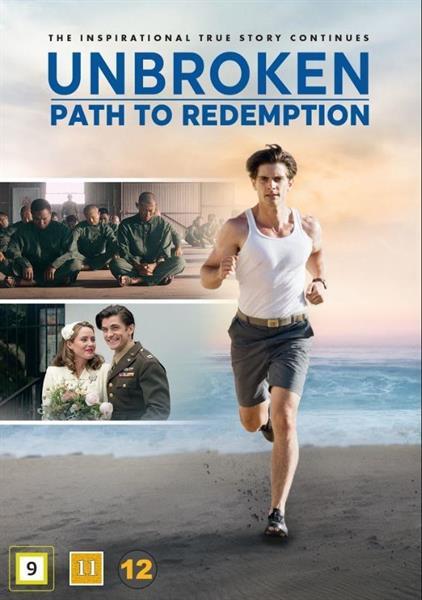 UNBROKEN - PATH TO REDEMPTION  DVD