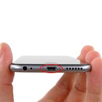 iPhone 6s Ladekontakt bytte