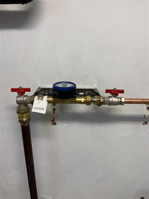 Byte av vattenmätarventiler & ny konsol. Kan vara bra att titta till så att ventiler vid vattenmätaren fungerar som dem ska. Kontakta gärna mig för konsultation & offert.