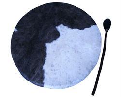 Shamantrumma - Med päls 50cm (2 pack)