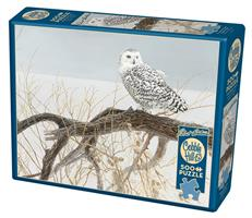Puslespill Snowy Owl, 500 brikker