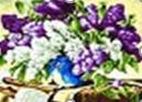 Diamond Painting, Syrin 40*50cm (CK036) GLITTER