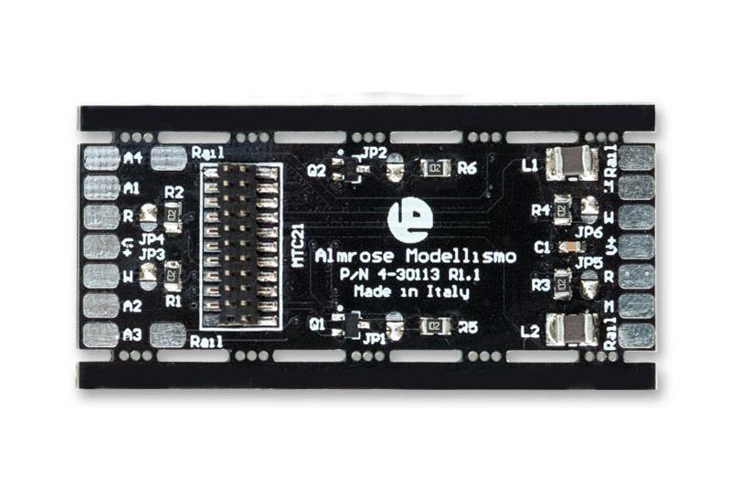 PCB Generic main board MTC21.