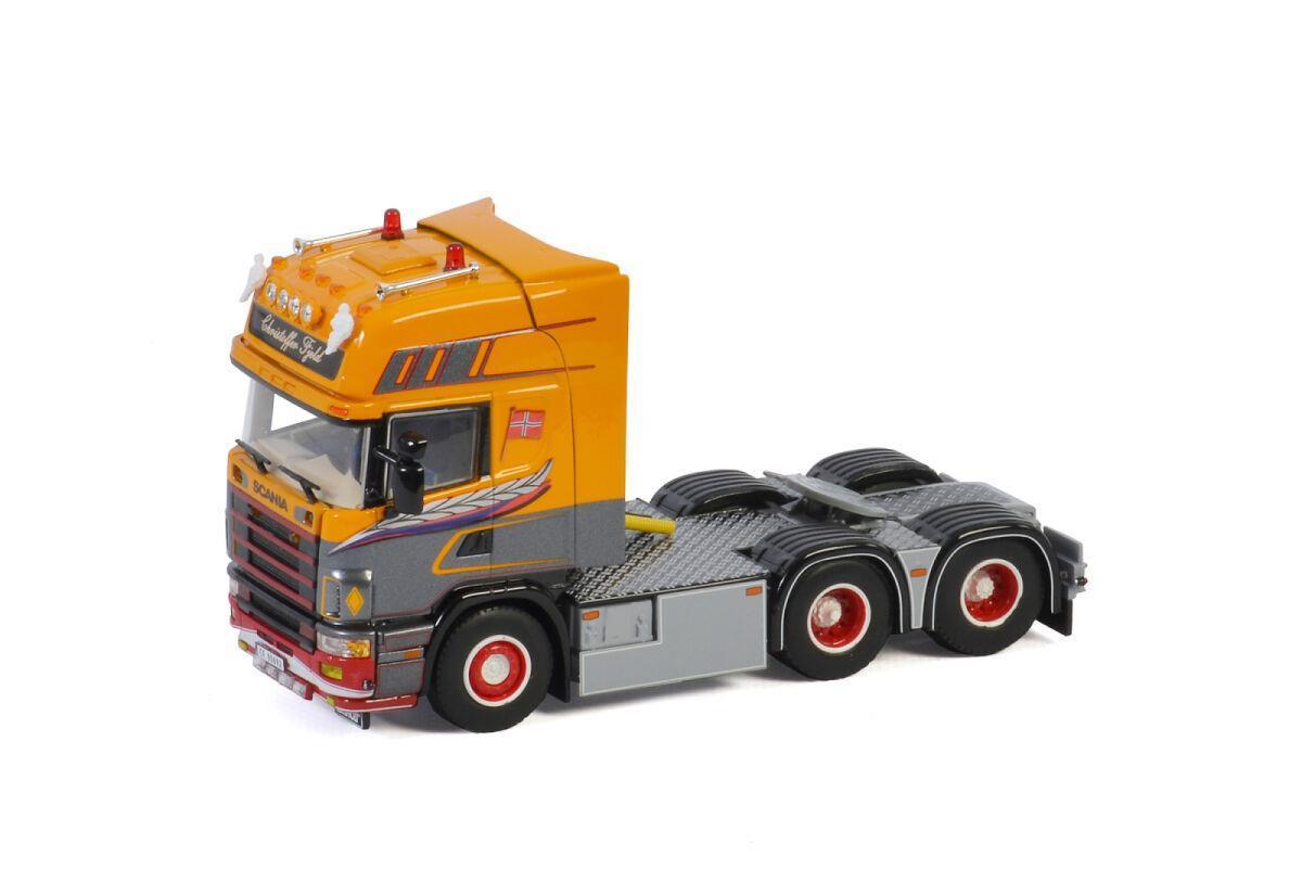 WSI Scania R4 Topline Christoffer Fjeld (NY) (NO)
