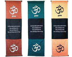 Wallhanging - OM mix (3 pack)