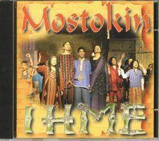JIPPII - MOSTOKIN IHME CD