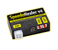 SpeedoHealer V4-2W m. kabel