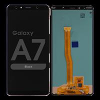 Samsung A7, 2018 Skjermbytte