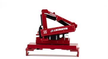 IMC Mammoet Fassi F50 crane (NY) (TP)