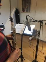 André Kassen - studio session