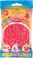 Hama perler Midi, Cerise 207-33 1000stk