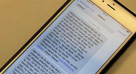Telenor skrur opp prisen etter at EU vedtok at mobilbruk skulle bli billigere