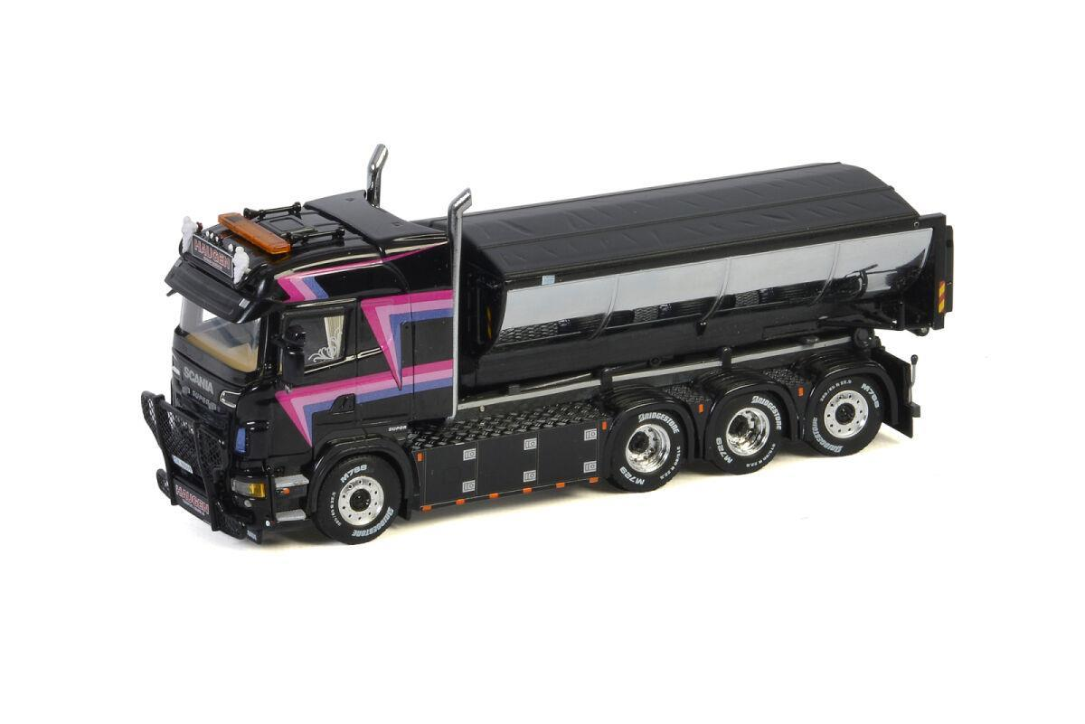 Scania R6 8x4 Haugen (NO) (NY)