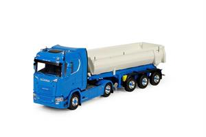Scania S730 4x2 m/3axle Meiller