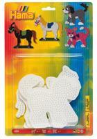 Hama Brett - Sett Hund, Katt, Hest Midi (3-4556)