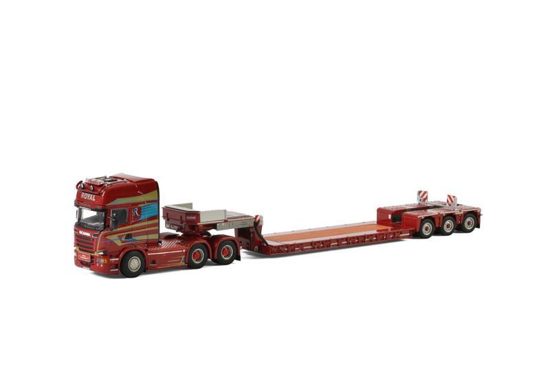 WSI Scania R Streamline Royal Transport (NO)