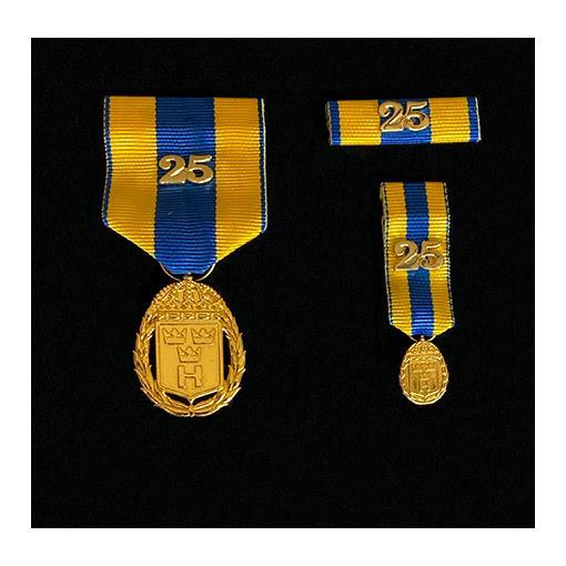 Medaljset (HvTjgGM25), stort