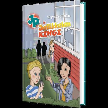 JP JA SALLIKKALAN KINGI - TYTTI SALO