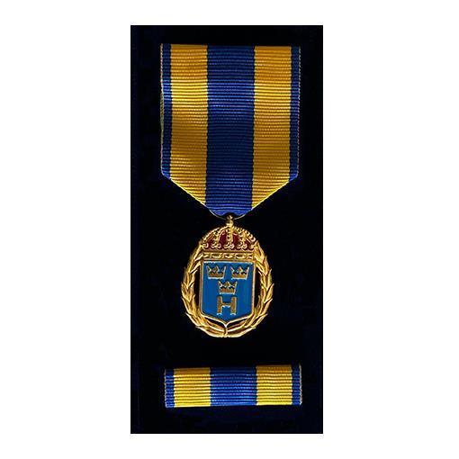 Medaljset (HvTjgGM30), litet