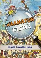 RAAMATUN ETSIVÄ - LÖYDÄ LUVATTU MAA - JOSE PEREZ MONTERO