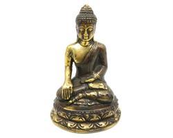 Brons - Buddha 11cm (6 pack)