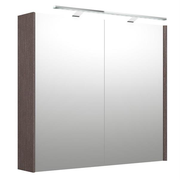 Spegelskåp Natura Garda 80 cm
