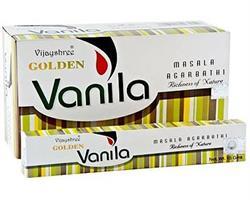 Golden Nag - Vanilla (12 pack)