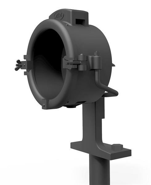 Gjutdel - Loklyktor AGA - 0.