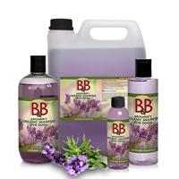 B&B shampoo med lavendel 100ml