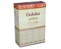 Goloka - Chandan (12 pack)